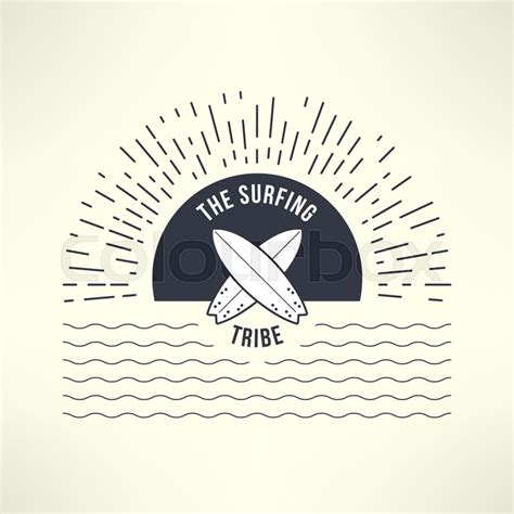 pattern surf graphic t shirt vector surfing background with sun and waves t shirt