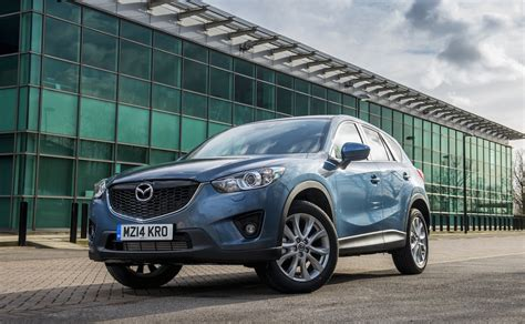 what car company makes mazda top 10 4x4s suvs as judged by the sunday times driving