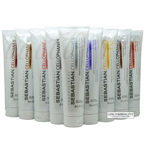 sebastian cellophane colors sebastian cellophanes color treatment 300 ml 10 1 fl oz