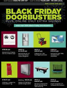 Black Friday Car Deals 2014 Atlanta Shop Sears On Black Friday Lifestyle