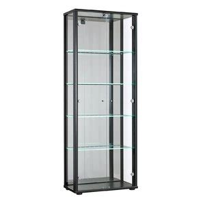 Cabinet Univers by Black Display Cabinets Wayfair Co Uk