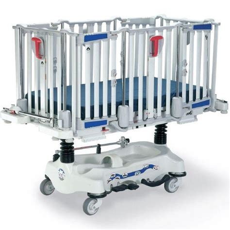 stryker cub pediatric crib stretcher mfi