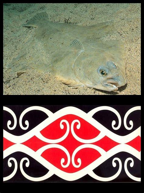 patiki pattern meaning patiki flounder kowhaiwhai pattern single sided puzzle