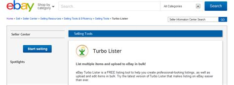 ebay turbo lister templates ebay turbo lister templates free ebay file exchange