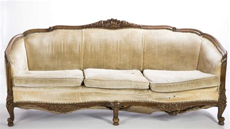 french sofa styles french provincial style sofa