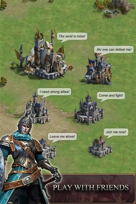 rise of the king rise of the kings apk free strategy android game download appraw