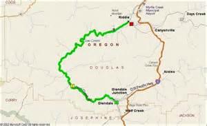 cow creek road motorcycle roads northwest