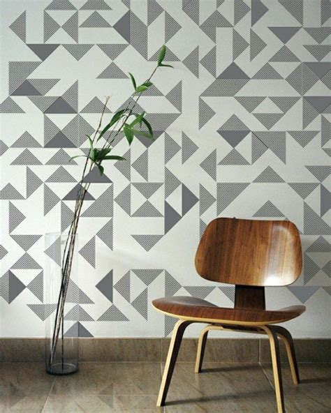 schöne tapeten tapete in grau stilvolle vorschl 228 ge f 252 r wandgestaltung