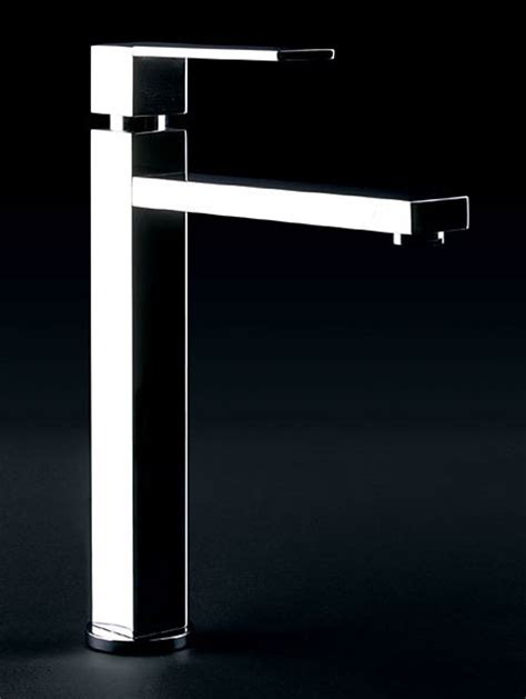 designer kitchen taps uk gessi rettangolo tall sink mixer kitchen taps and mixers