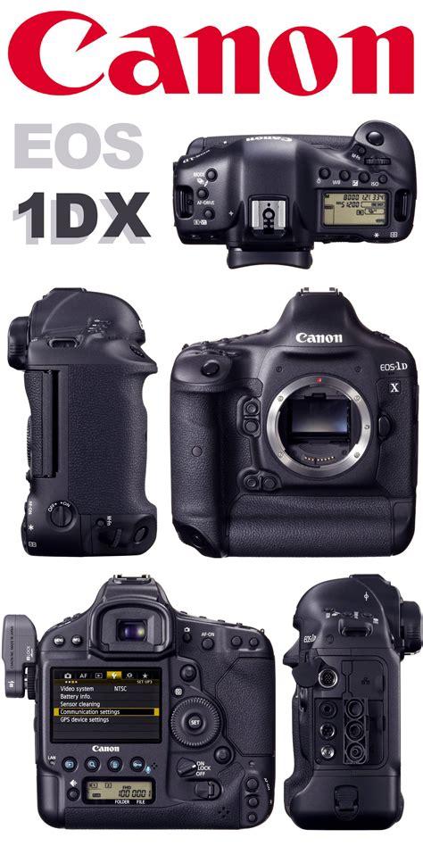 Kamera Canon Eos 1d X canon eos 1d x slr digital foto kamera de