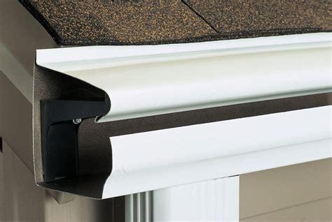 gutter protection seamless gutters beldon leafguard