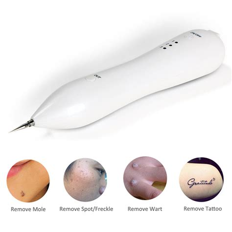 laser freckle removal machine skin mole removal plasma pen