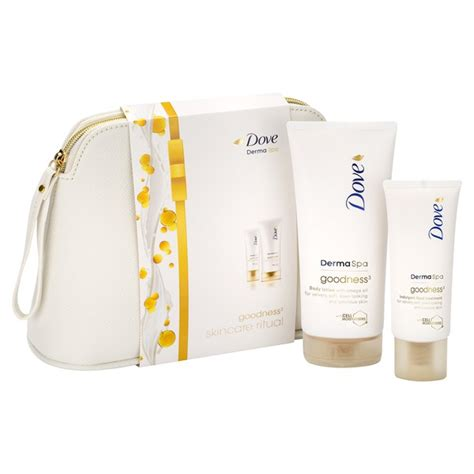 Dove Care Duo Gift Pack dove dermaspa goodness3 pering gift set health