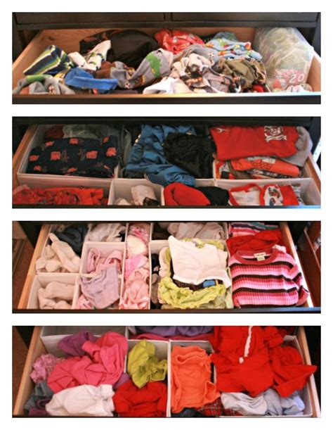 Ways To Store Clothes Without A Dresser by Organizing Kids Clothes Everything To Someone