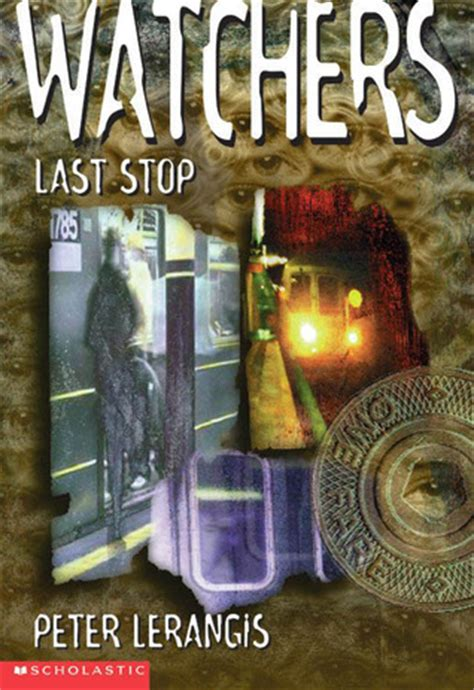 last stop in a handley mystery books last stop watchers 1 by lerangis reviews