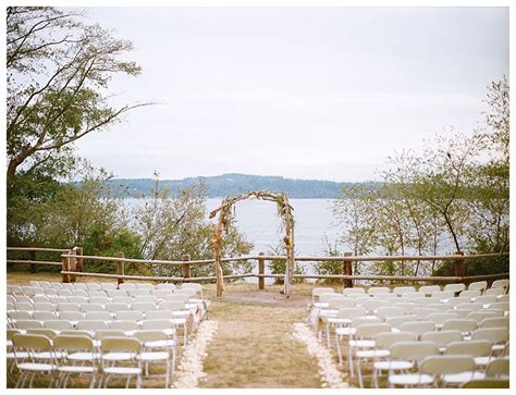 cama wedding scott kaari s wedding camano island wa