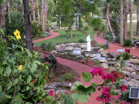Meditation Garden At St Peter Catholic Church Gentile Backyard Meditation Gardens