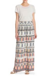 nic zoe squares maxi from denver by eccentricity