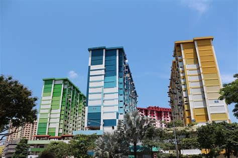 singapore appartments singapore apartment building flat structure public