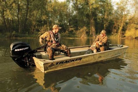top duck hunting boats research tracker boats grizzly 1648 t blind duck hunting