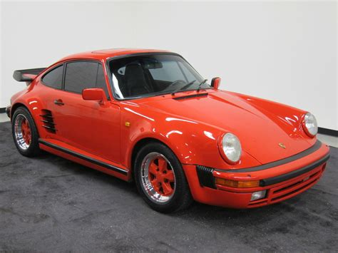 porsche 930 turbo for sale 1986 porsche 911 930 turbo for sale
