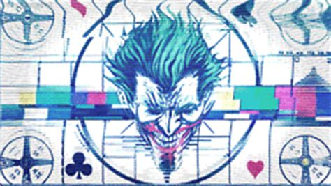 Test Pattern Animated Gif | the joker gif find share on giphy