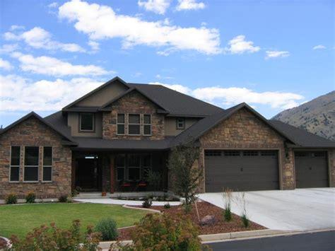 Utah Homes by Quail Bluff Homes In Logan Utah Luxury Living With Great Views