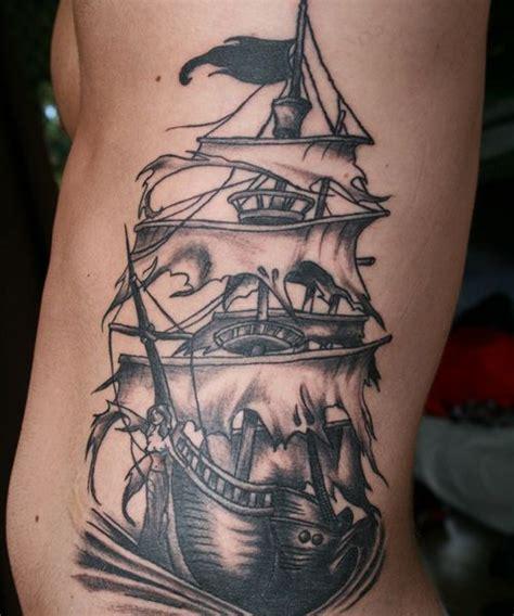 shipwreck tattoo ideas pirate ship tattoos tattoos