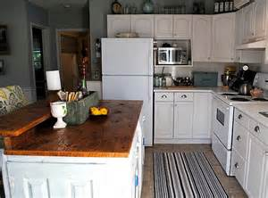 Green Painted Kitchens - before amp after chania s cottage kitchen in ontario