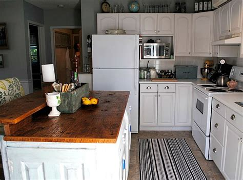 small cottage makeovers before after chania s cottage kitchen in ontario