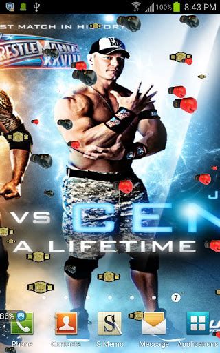 wwe hd wallpaper android download wwe live wallpaper for android wwe live