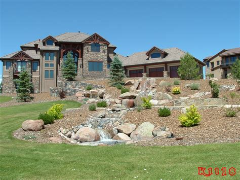 Large Garden Landscaping Ideas Here You Go Front Lawn Landscaping Ideas Side Of Hill