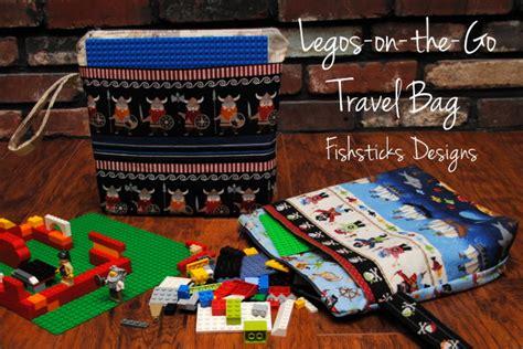 lego bag tutorial activities for the car lego travel bag tutorial today