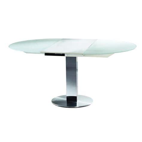Charmant Table De Salle A Manger En Verre Avec Rallonge #4: table-ronde-de-salle-a-manger-a-rallonge-en-verre.jpg