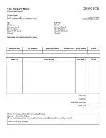 basic invoice template uk | best job, Invoice examples