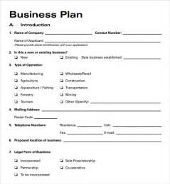 Business Plan Template For Existing Business by Free Business Plan Templates 2016 Free Business Template
