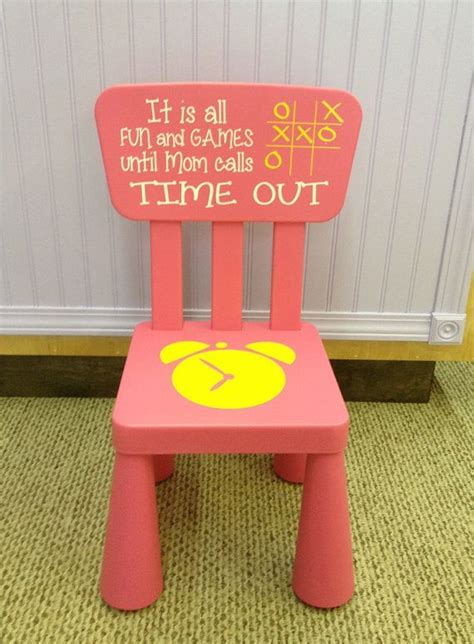 time out bench toddler 14 best images about time out chairs on pinterest