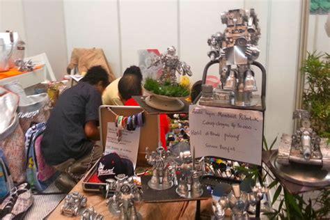 membuat robot murah ayo semua bisa andil banyak cara hadapi perubahan iklim
