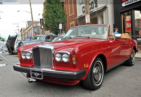 bentley corniche convertible 1983 bentley corniche conceptcarz com