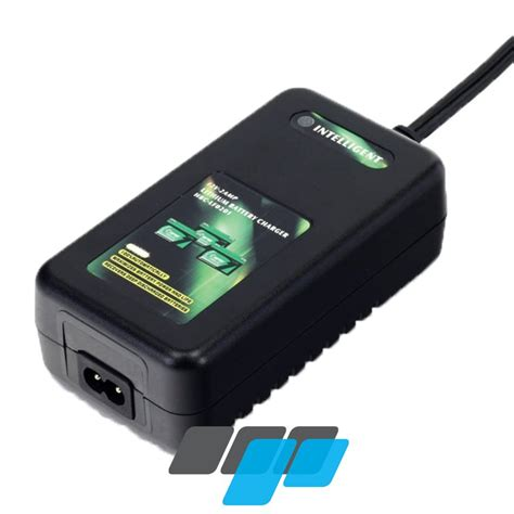 charger lithium battery intelligent lithium ion battery charger