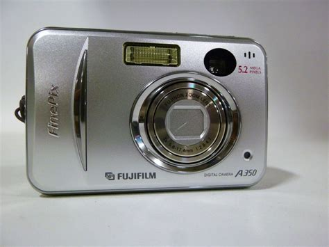 fuji repair fujifilm finepix a350 5 2 mp digital disc cables