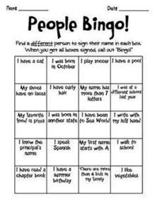Introduction Bingo Template by Bingo School Rocks Tes Doors And