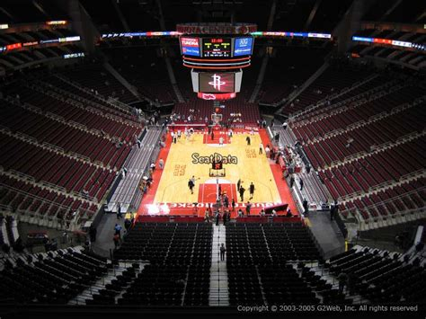 toyota center 3d seating chart best seats at toyota center for rockets