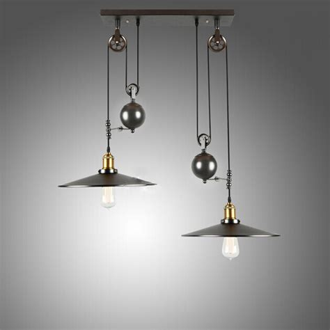 aliexpress buy creative industrial pendant lights