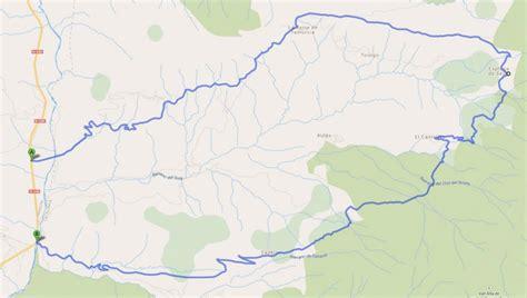 rider 1000 detalles sobre el itinerario de la edici 243 n