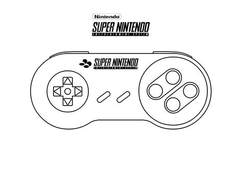 super nintendo controller by oloff3 on deviantart