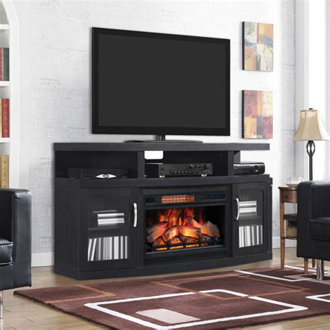 media cabinet with fireplace cantilever infrared electric fireplace media cabinet in