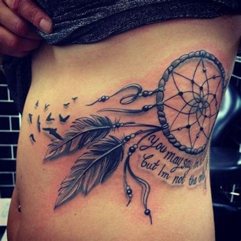 dreamcatcher tattoos meaning catcher