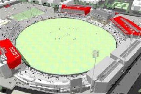 Easy Floor Plan lancashire cricket club s old trafford re development gets