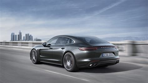 porsche sedan 2016 porsche panamera 2016 wallpapers images photos pictures